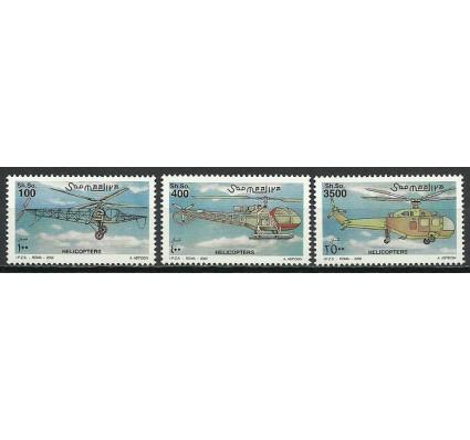 Znaczek Somalia 2000 Mi 811-813 Czyste **