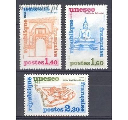 Francja 1981 Mi une 24-26 Czyste **