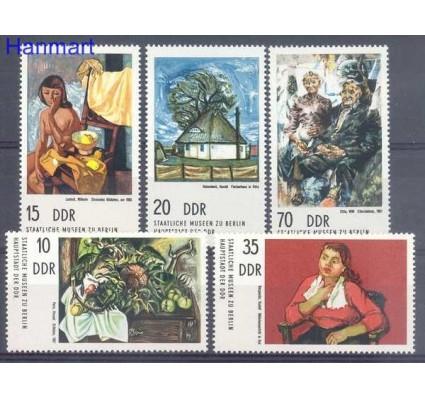 Znaczek NRD / DDR 1974 Mi 2001-2005 Czyste **