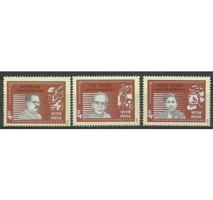 Znaczek Indie 2001 Mi 1858-1860 Czyste **