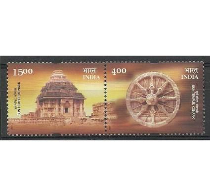 Znaczek Indie 2001 Mi 1877-1878 Czyste **