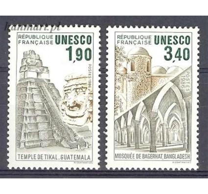 Francja 1986 Mi une 37-38 Czyste **