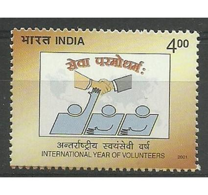 Znaczek Indie 2001 Mi 1879 Czyste **