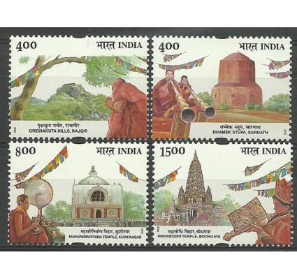 Znaczek Indie 2002 Mi 1891-1894 Czyste **