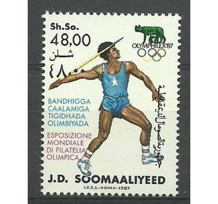 Znaczek Somalia 1987 Mi 399 Czyste **