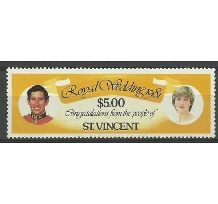 Znaczek St. Vincent 1981 Mi 614 Czyste **