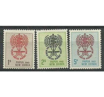 Znaczek Papua Nowa Gwinea 1962 Mi 40-42 Czyste **