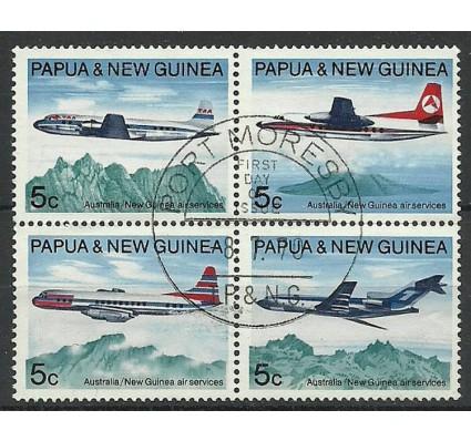 Znaczek Papua Nowa Gwinea 1970 Mi 179-182 Stemplowane