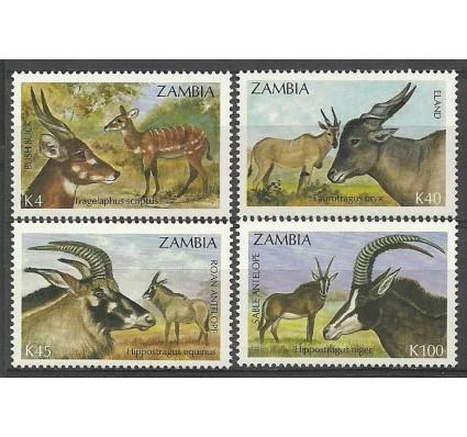 Znaczek Zambia 1992 Mi 603-606 Czyste **