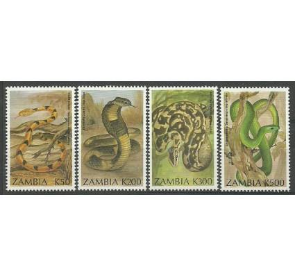 Znaczek Zambia 1994 Mi 641-644 Czyste **