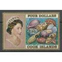Wyspy Cooka 1979 Mi die 30 Czyste **