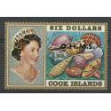 Wyspy Cooka 1979 Mi die 31 Czyste **