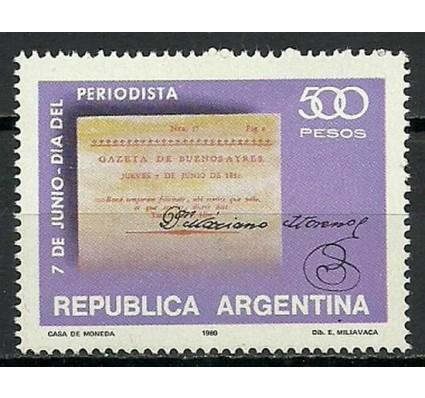 Znaczek Argentyna 1980 Mi 1441 Czyste **