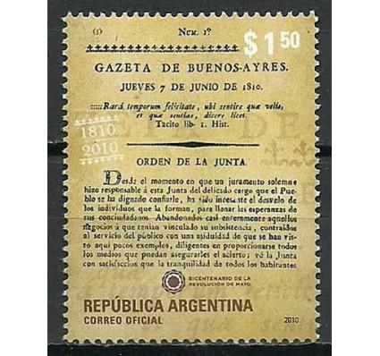 Znaczek Argentyna 2010 Mi 3341 Czyste **