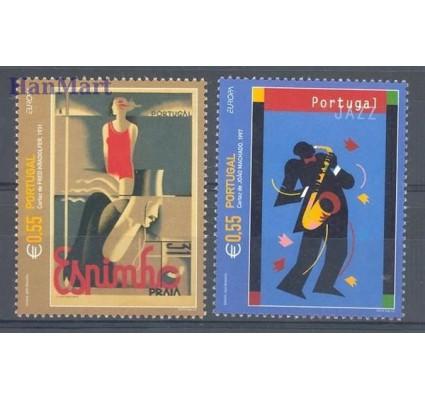 Znaczek Portugalia 2003 Mi 2677-2678 Czyste **