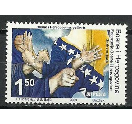Znaczek Bośnia i Hercegowina 2009 Mi 557 Czyste **