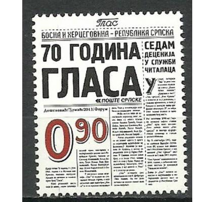 Znaczek Republika Serbska 2013 Mi 598 Czyste **