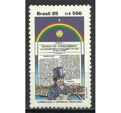 Znaczek Brazylia 1985 Mi 2154 Czyste **