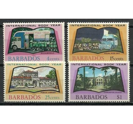 Znaczek Barbados 1972 Mi 345-348 Czyste **