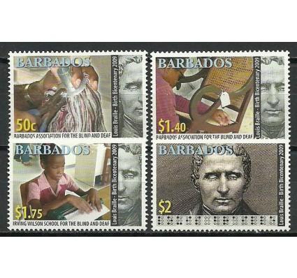 Znaczek Barbados 2009 Mi 1165-1168 Czyste **