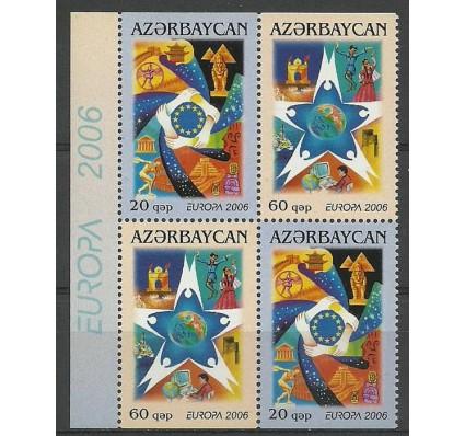 Znaczek Azerbejdżan 2006 Mi 638-639D Czyste **