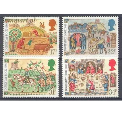 Znaczek Wielka Brytania 1986 Mi 1072-1075 Czyste **