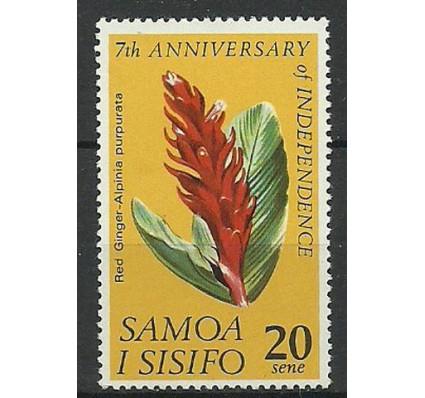 Znaczek Samoa 1969 Mi 193 Czyste **