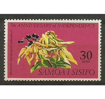 Znaczek Samoa 1969 Mi 194 Czyste **