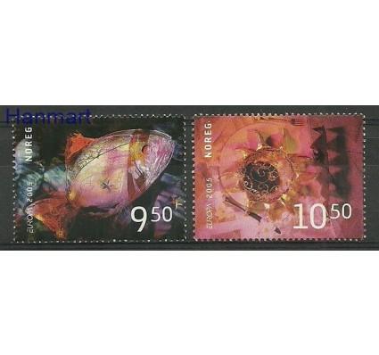 Znaczek Norwegia 2005 Mi 1548-1549 Czyste **