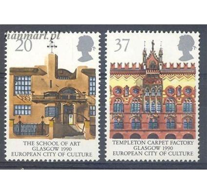 Wielka Brytania 1990 Mi 1263-1264 Czyste **