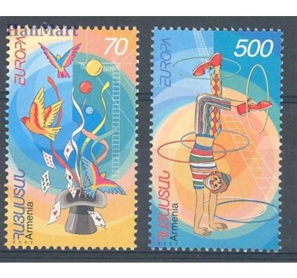 Znaczek Armenia 2002 Mi 464-465 Czyste **