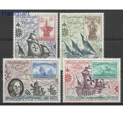 Znaczek Mali 1981 Mi 864-867 Czyste **