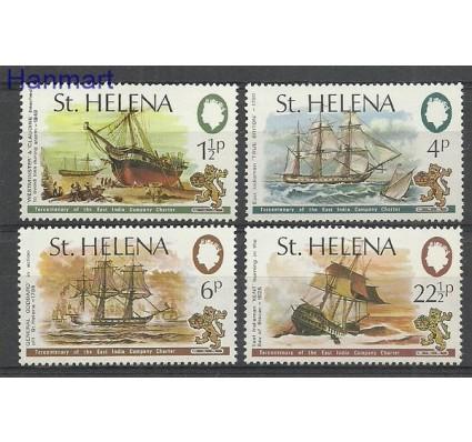 Znaczek Wyspa św. Heleny 1973 Mi 266-269 Czyste **