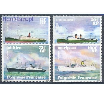 Znaczek Polinezja Francuska 1978 Mi 268-271 Czyste **