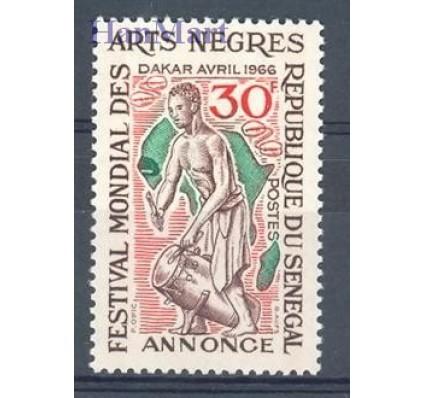 Znaczek Senegal 1966 Mi 323 Czyste **
