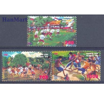 Znaczek Indonezja 1998 Mi 1791-1793 Czyste **
