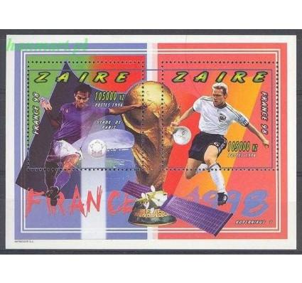 Znaczek Kongo Kinszasa / Zair 1996 Mi bl 67 Czyste **