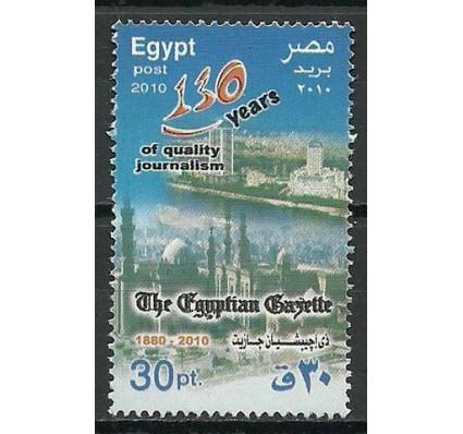 Znaczek Egipt 2010 Mi 2430 Czyste **