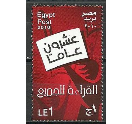 Znaczek Egipt 2010 Mi 2436 Czyste **