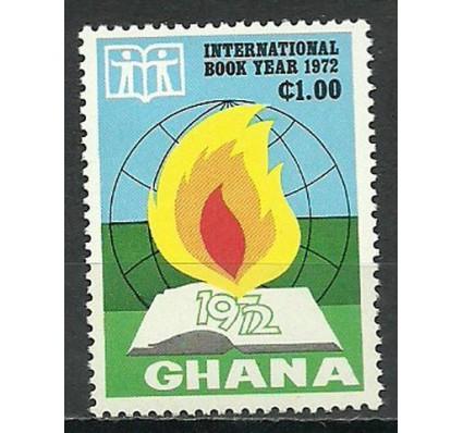 Znaczek Ghana 1972 Mi 462 Czyste **