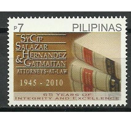 Znaczek Filipiny 2010 Mi 4464 Czyste **