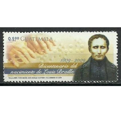 Znaczek Gwatemala 2009 Mi 1525 Czyste **