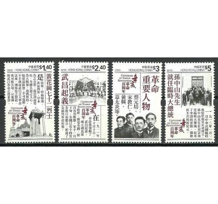Znaczek Hong Kong 2011 Mi 1660-1663 Czyste **