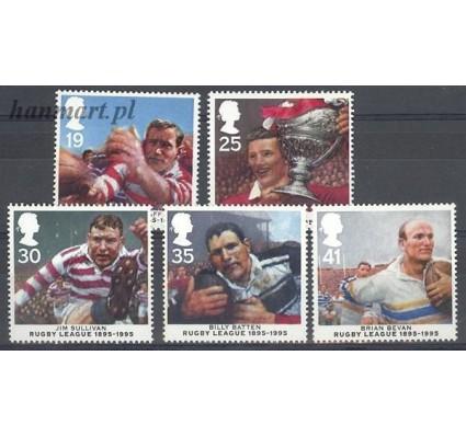 Znaczek Wielka Brytania 1995 Mi 1591-1595 Czyste **