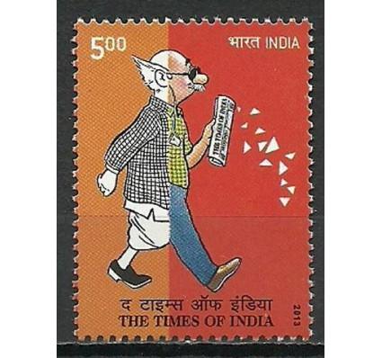 Znaczek Indie 2013 Mi 2794 Czyste **