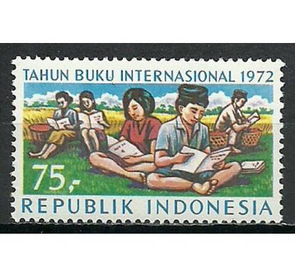 Znaczek Indonezja 1972 Mi 706 Czyste **