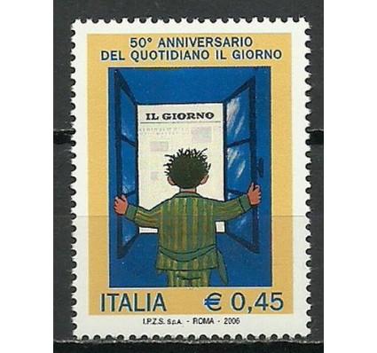 Znaczek Włochy 2006 Mi 3109 Czyste **