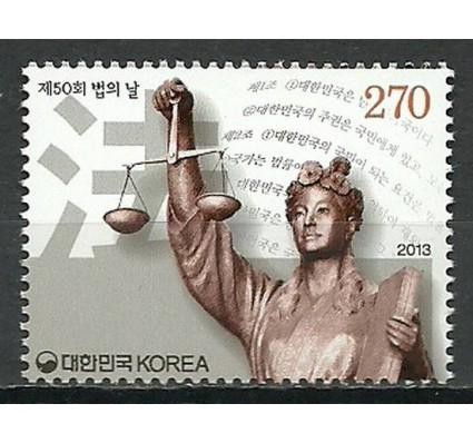 Znaczek Korea Południowa 2013 Mi 2932 Czyste **