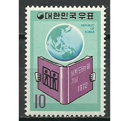 Znaczek Korea Południowa 1972 Mi 822 Czyste **