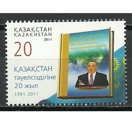 Znaczek Kazachstan 2011 Mi 737 Czyste **